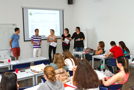 Erasmus Summer School started at the VERN's University Center at the Island of Vis<